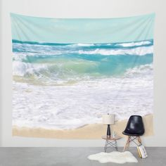 Buy The Ocean Wall Tapestry by Sharon Mau. Worldwide shipping available at Society6.com. Just one of millions of high quality products available.