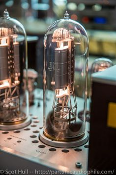 CES Acoustic Zen and Triode Corp crack space, let in the monsters Valve Amplifier, Nixie Tube, How To Clean Metal, High End Audio, Hifi Audio, Vacuum Tube, Diy Electronics, Ham Radio, Loudspeaker