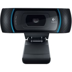 Logitech B910 Webcam - 5 Megapixel - 30 fps - Black - USB 2.0