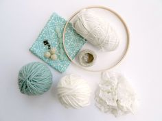 We love these chic crochet dream catchers by Toni Lipsey of TL Yarn Crafts,and she'skindly offered toshare a few tips and tricks with us! Thanks so much Toni!  Hello, my dears! I'm Toni Lipsey, the TL in TL Yarn Crafts, and I'm here to show you that a little crochet know-how can go a long way for your home décor. My inner hippie is so glad to see that fiber-based wall hangings are back in vogue. I've been dazzled by the community of artists who combine such luscious materials into true…