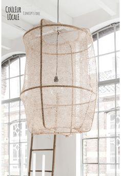 Ay Illuminate Z2 Ona Sisal Pendant Lamp