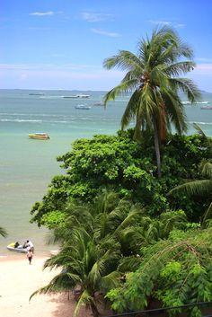Pattaya Beach, Chon Buri_ East Thailand