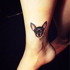 40+ Tattoos Perfect For Any Animal-Lover: People get tattoos to honor their children, to show their fandom allegiance, and even to pledge their love to their significant other.: