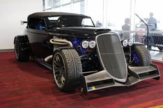 """Factory Five customer Peter Skoglund's '33 Hot Rod which was a featured vehicle at this year's show. The car features a Ford 4.6L """"Terminator"""" engine, Tremec 6 speed, Dual system exhaust by Ferrita Sweden, and adjustable sway bars by Sellholms Sweden.⚡️Still Struggling to Make Money Online? If So, You need a Coach, that is why I Created Real World Coaching...⚡️Tap the Link in my Bio ⚡️ #lol #wealth #cash #profit #follow #girl #quotes #cashout #Forex #me #money #instalike #Ford #Lifestyle…"""