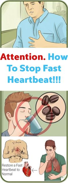 Few things are worse (or scarier) than palpitations that come every few seconds and won't Health Tips, Health And Wellness, Health Care, Valsalva Maneuver, Healthy Facts, Healthy Food, Healthy Recipes, Taking Cold Showers