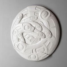 Phil Gray. Tsimshian carver and mask maker. Northwest Coast Native Art.