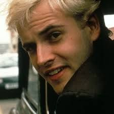 jonny lee miller in any role really, but mostly Trainspotting.