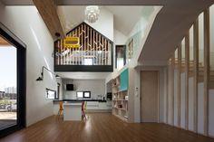 Galeria de Casa-em-T Iksan / KDDH architects - 5