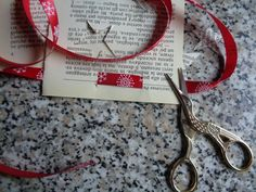 How to make a Christmas garland  - Un facile festone natalizio