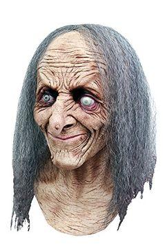 Hagatha Old Woman Halloween Mask