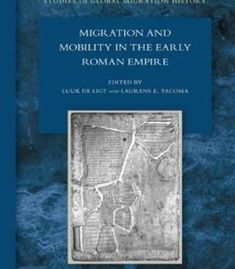 Migration And Mobility In The Early Roman Empire PDF Ancient Egyptian Art, Ancient Aliens, Ancient Greece, European History, American History, Roman History Books, Tutankhamun, Alexander The Great, Ufo Sighting