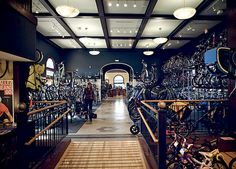 Great Northern Bicycle Co. in Fargo, ND Located in the historic Great Northern Depot downtown - formerly known as Island Park Cycles