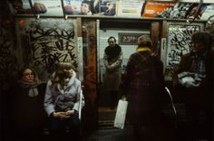 Grit, Grime and Graffiti: NYC Subway 1981 by Christopher Morris (15 Pictures)