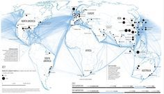 38 maps that explain the global economy - Vox