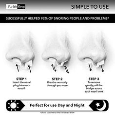 Don't let your sleeping partner suffers from your annoying snoring habit, use Anti Snoring Devices - crafted in the shape of your nose to almost perfection, which lets us provide you with the safest and most enjoyable sleep possible.