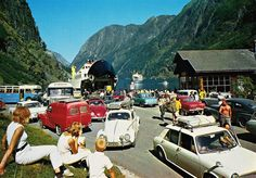 Norway in 60-70th years of XX century
