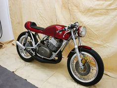 YAMAHA CAFE RACER | YAMAHA RD 350 - way2speed