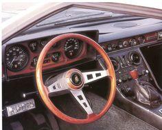Lamborghini Espada 1968-1978 - Bertone -