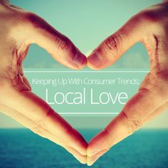 Whether it's sponsoring local #events, tailoring products to a specific area or recognizing standout individuals who are making a change in the community, it's become clear in 2014 that consumers love #local! #community #realestate