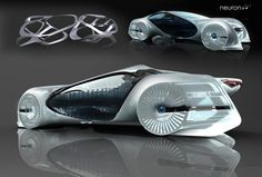 Neuron Concept Car