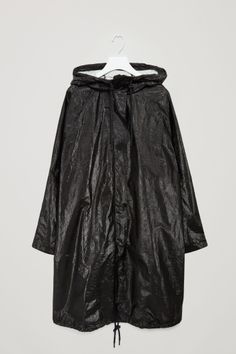 COS image 2 of Oversized parka in Black