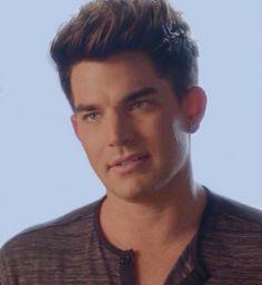 Adam Lambert on Glee Season 5