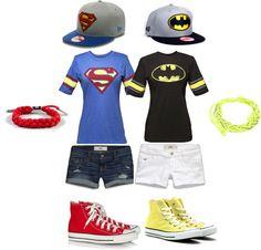 Cute Superheros!