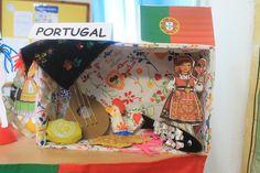 Portugal: caixa das recordações