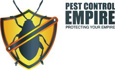Pest Control Empire Logo