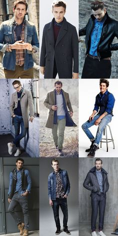 Versatile Ways To Wear 2014 Autumn/Winter Shirts: The Casual Denim Shirts Lookbook Inspiration