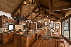 I would totally cook everyday if I had a kitchen like this!