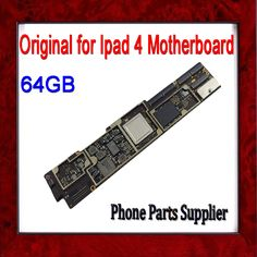 Original Unlocked <font><b>64gb</b></font> for <font><b>Ipad</b></font> <font><b>4</b></font> Motherboard,Wifi Version for <font><b>Ipad</b></font> <font><b>4</b></font> Mainboard with Chips,Test One by One Before Free Shipping Price: USD 147.74    http://www.cbuystore.com/product/original-unlocked-font-b-64gb-b-font-for-font-b-ipad-b-font-font-b-4-b-font-motherboard-wifi-version-for-font-b-ipad-b-font-font-b-4-b-font-mainboard-with-chips-test-one-by-one-before-free-shipping/10168274…
