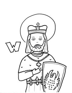 W Is For St Wenceslaus
