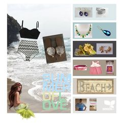 """Summer morning"" by nanitas23 on Polyvore featuring Bebe"