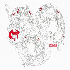 Testando desenhar em um tamanho maior com um nanquim bem fininho (0.05) <3   HD: http://fav.me/db49irj (Tem wallpaper disponível aqui!)  DeviantART: http://ift.tt/2lMY2Cn  #ifttt #art #dragon #chinesedragon #drawing