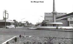 Crucero de avenida en Cd. Obregon Sonora Mexico