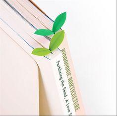 Quem tem o hábito da leitura sabe como é chato você perder a página que você parou no dia anterior. Até você voltar as páginas e ver se aquela página l