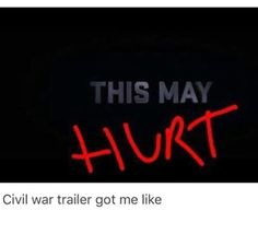 CA: Civil War trailer