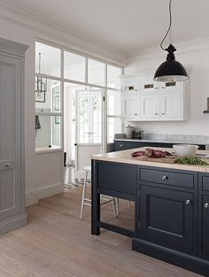 PWS 1909 Kitchens :: bespoke, handmade kitchens and architectural services from County Kitchens & AFR Design
