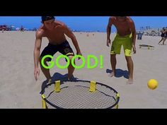 How To Play Spikeball with Team Spikeball, come play with us at UVU.