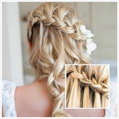 Tendance de coiffures de mariée chic 2012-2013(II) | Blog officiel de PERSUN.FR