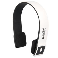 WIRELESS BLUETOOTH® STEREO HEADSET