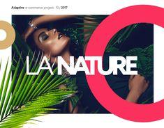 Ознакомьтесь с этим проектом @Behance: «LaNature e-commerce» https://www.behance.net/gallery/59000321/LaNature-e-commerce