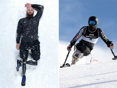 Iraq vet Heath Calhoun's new battle: To ski in Sochi Paralympics