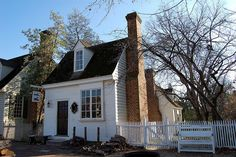 via BKLYN contessa :: Shoemaker Shop, Colonial Williamsburg, Virginia (VA) by bobindrums, via Flickr