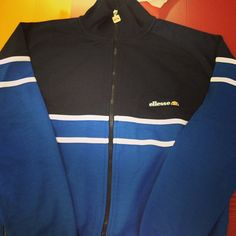 UK: ellesse heritage Bardolino track top at 80s Casual Classics