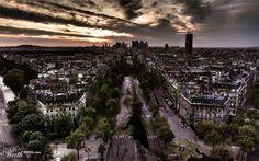 Silent Paris by samkorni