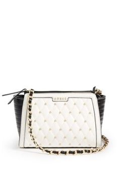 GUESS Doheny Metallic Envelope Cross-Body ( 55) ❤ liked on Polyvore ... 520fd3d2b2ce1