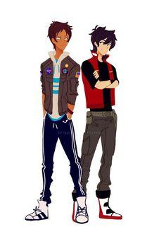 Lance | Keith | Voltron