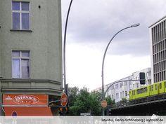İstanbul, Berlin-Schöneberg - İstanbul ist überall und in Berlin http://laytmotif.de/istanbul